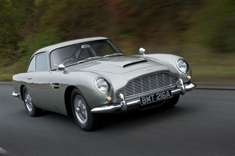 Aston Martin Db 5 by Skyfall Db5 Prepped In Aston Martin Works Carwitter