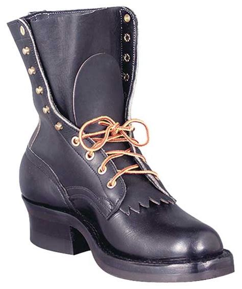 comfortable work boots for concrete floors nicks 8 quot homesteader is custim fit built to order when