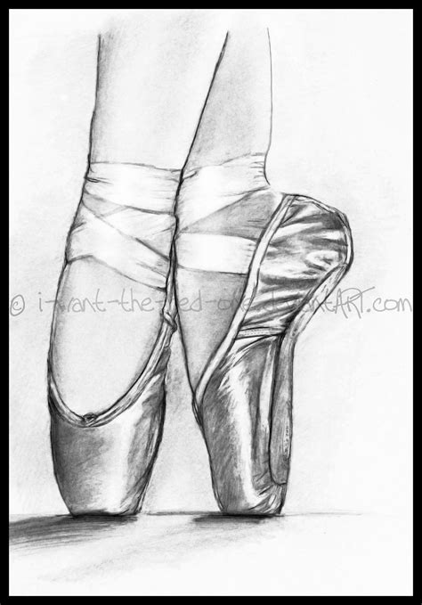 how to draw ballet slippers ballet shoes by i want the one on deviantart