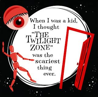 Twilight Zone Birthday Card