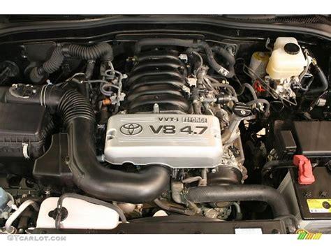 Toyota V8 Engines 2008 Toyota 4runner Limited 4x4 4 7 Liter Dohc 32 Valve