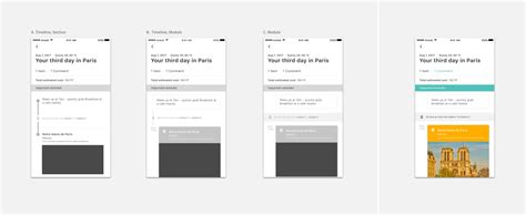 airbnb ux research airbnb itinerary concept ux collective
