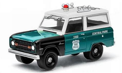 Auto Kaufen New York by Ford Bronco Nypd New York Department 1967