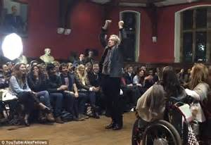 gandalf actor you shall not pass sir ian mckellen advises oxford university students what