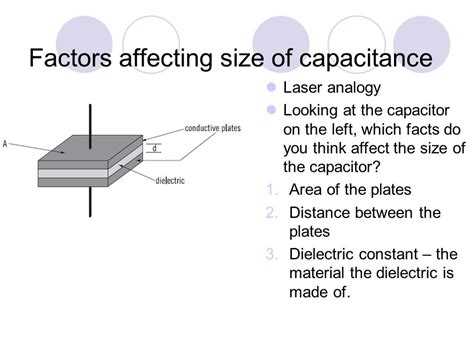 factors that determine capacitance of a parallel plate capacitor factors which determine the capacitance of a parallel plate capacitor 28 images blackberry