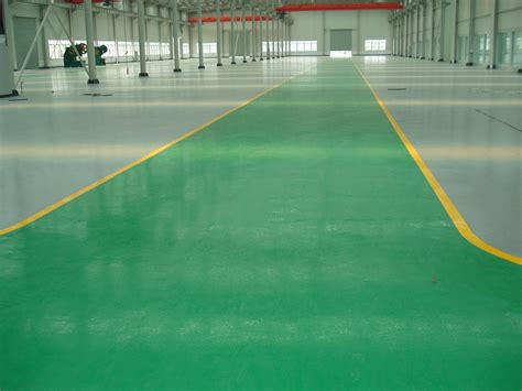 tuba multi color industrial floor paint warehouse epoxy floor paint flooring paint series