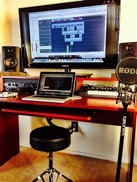 recording studio desks workstations contour workstation recording studio desk reverb