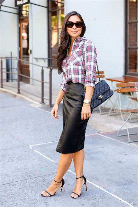 Mini Dress Sweater Chic Like Midi Korean Style how to wear a flannel shirt without looking like paul bunyan