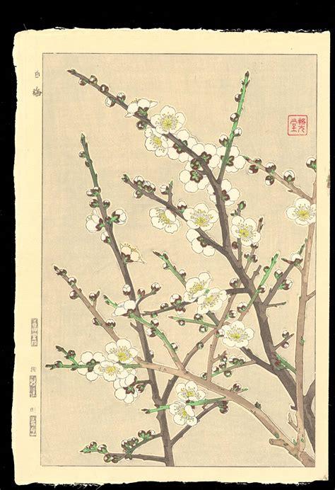 Floral Prints Kawarazaki Shodo Scene No 19 1 Ohmi Gallery Ukiyo
