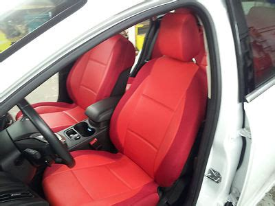 volvo xc xc xc           leatherette front car seat