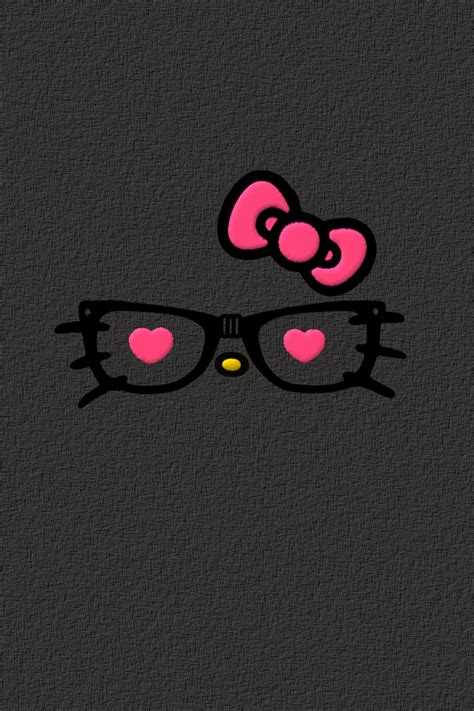 hello kitty nerd iphone wallpaper hello kitty nerd wallpaper for iphone collection 14