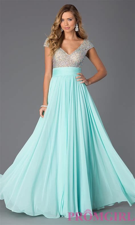 Sleeve Floor Length Dresses by Prom Dresses Evening Gowns Promgirl