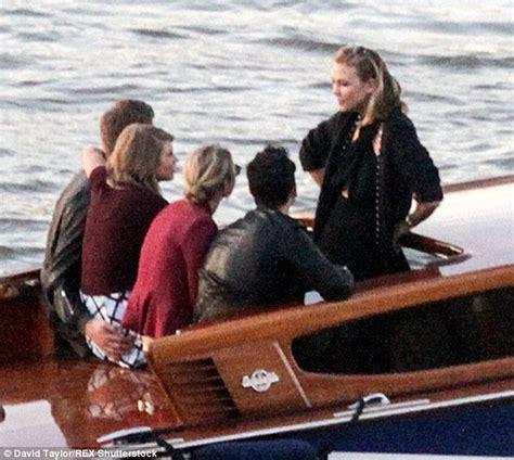 boat trip parents guide taylor swift calvin harris joe jonas and gigi hadid