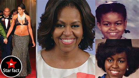 michael ealy childhood photos the stunning transformation of michelle obama biography