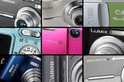 comparativa camaras digitales compactas comparativa de c 225 maras digitales compactas gizmos