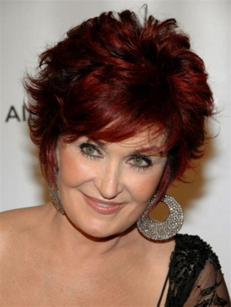 hairdtyles for woman over 50 eith a round face short hair styles for women over 50 round face