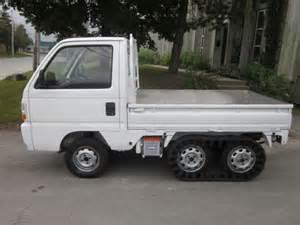 Honda Mini Truck 1994 Honda Acty Crawler Bring A Trailer