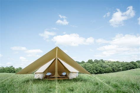 Lifer Bell 4m bell tent canvas