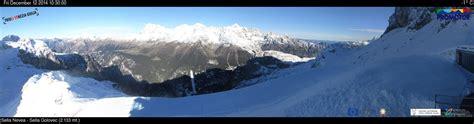 sella orari sciare in friuli gli impianti di sella nevea aperti dal