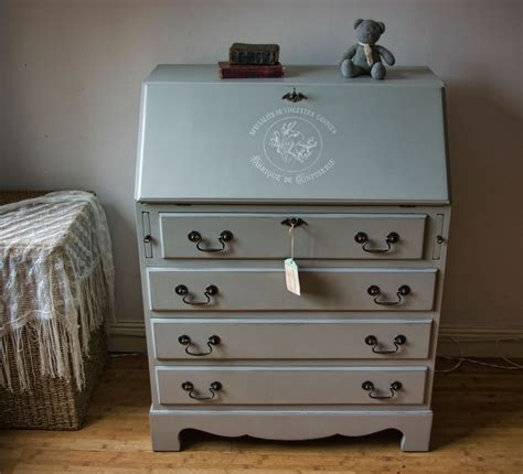 shabby chic bureau no 05 touch the wood