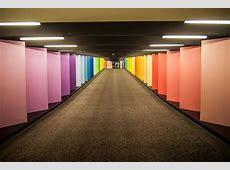 Rainbow Corridor Free Stock Photo - Public Domain Pictures My Online Account
