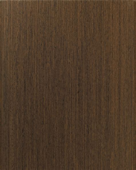 Straight Grain Wenge Reconstituted Architectural Grade