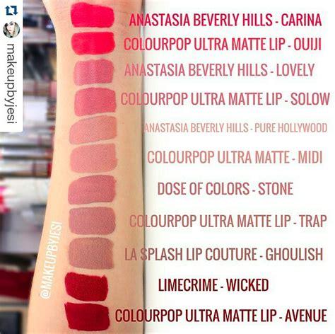 Colourpop Ultra Matte Lip Highball Original re colourpop cosmetics ultra matte page 9