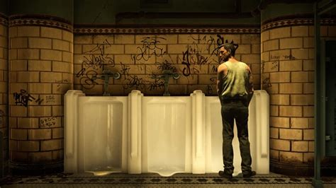 gay bathroom play the tearoom is one developer s statement on anxiety the