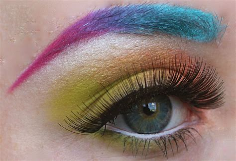 Eyeshadow Free free stock photo eye makeup 17614