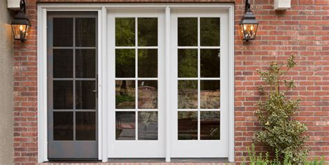 Clearview Patio Doors by Clearview Retractable Screens Glass