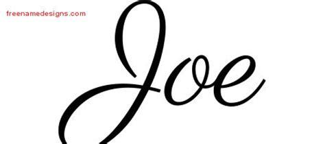 tattoo name joe joe archives free name designs