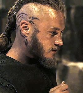what are ragnar lothbroks head tattoos tattoos of ragnar tumblr