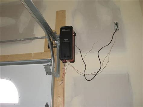 Wall Mount Garage Door Opener by Highest Quality Of Side Mount Garage Door Opener From