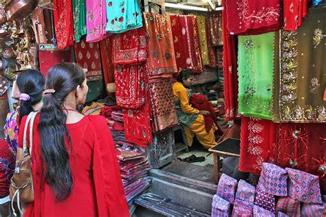 PHOTO: Holiday shopping in Kathmandu Nepal