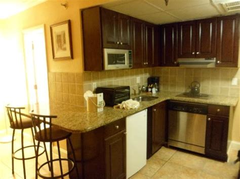 Kitchenette Picture Of The Enclave Hotel Suites Hotels With Kitchens In Orlando Florida