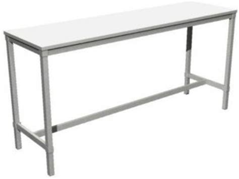 high benches aluminium frame highbar base022 bench bar creative