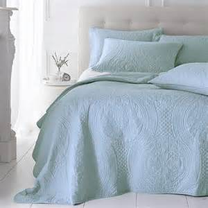Home Interiors And Gifts Candles Richmond Duck Egg Blue Quilted Bedspread Cotton Quilted