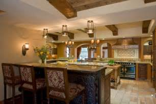Haute hacienda mediterranean kitchen san diego by hamilton