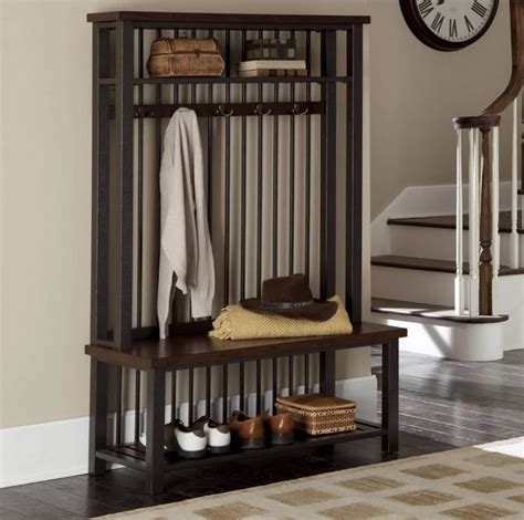 entryway furniture 30 eye catching entryway benches for your home digsdigs
