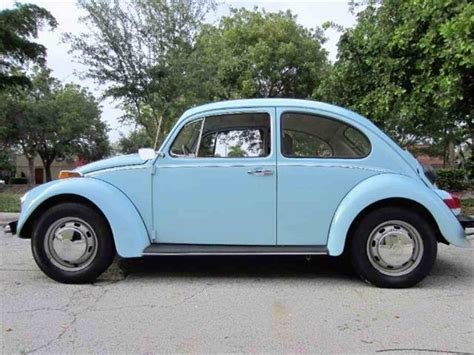 vw cer for sale 1970 volkswagen beetle for sale classiccars com cc 935009