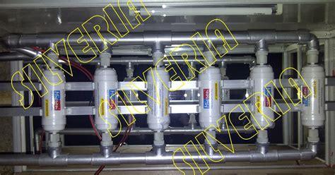 Mesin Air Isi Ulang Hexagonal mesin alat depot air minum isi ulang galon jual murah