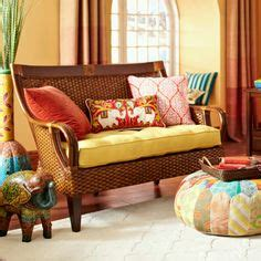 pier one living room ideas peenmedia com pier 1 imports striped fabrics and vintage frames on