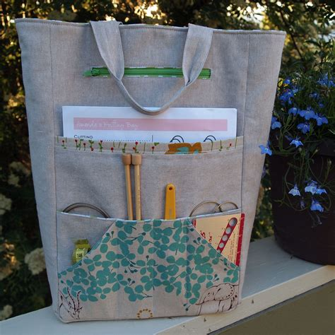 sewing pattern knitting bag purse palooza pattern review the sometimes crafter