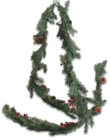 wholesale christmas elegance pine garland assorted sku