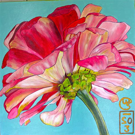 acrylic painting ideas flowers 301 moved permanently
