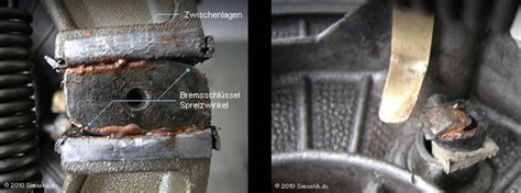 Motorrad Bremsen Arten by Mz Bremsen