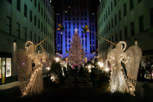 this year s rockefeller center christmas tree is so