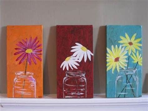 how to brighten acrylic paint on canvas 25 best ideas about canvas paintings on
