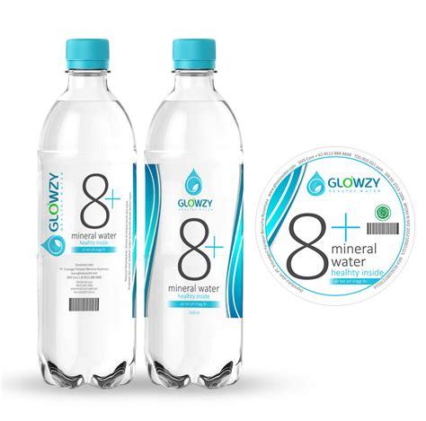 desain kemasan botol air mineral gallery desain kemasan untuk air mineral quot glowzy quot