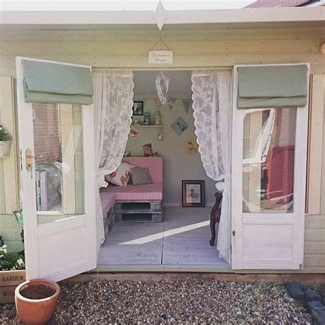 she shed interiors the rise of the she shed livinghouse blog
